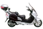 Suzuki AN 250 Business
