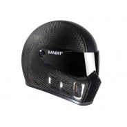 Bandit SuperStreet 2 Carbon Integralhelm (carbon)
