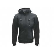 Bores Safety 5 Lady Kevlar Hoody (schwarz)
