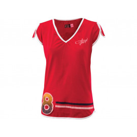 Thor Top Purcy Damen (rot)
