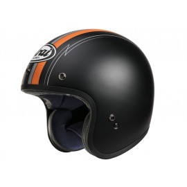 Arai Freeway Classic Ride Jet Helm (schwarz / orange)