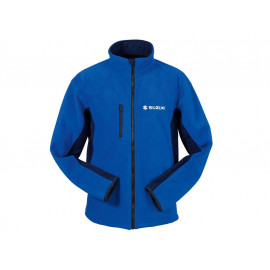 Suzuki Team Blue Fleecejacke Herren (blau)
