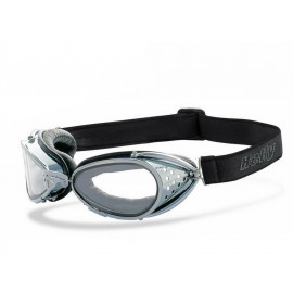Helly Hunter Motorradbrille (Chrom)