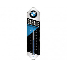 Nostalgic Arts Thermometer BMW Garage (65x28cm)