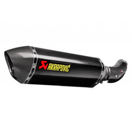 Akrapovic Slip-On Auspuff BMW S1000RR (2015) Carbon
