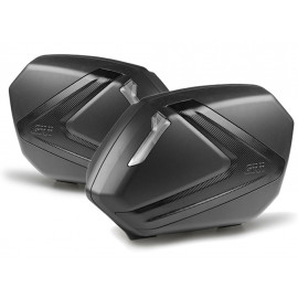 GIVI V37NNT Monokey SIDE Seitenkoffersatz (Carbon Optik)